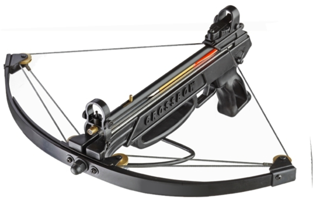 Compound crossbow pistol images for Crossbow fishing bolts