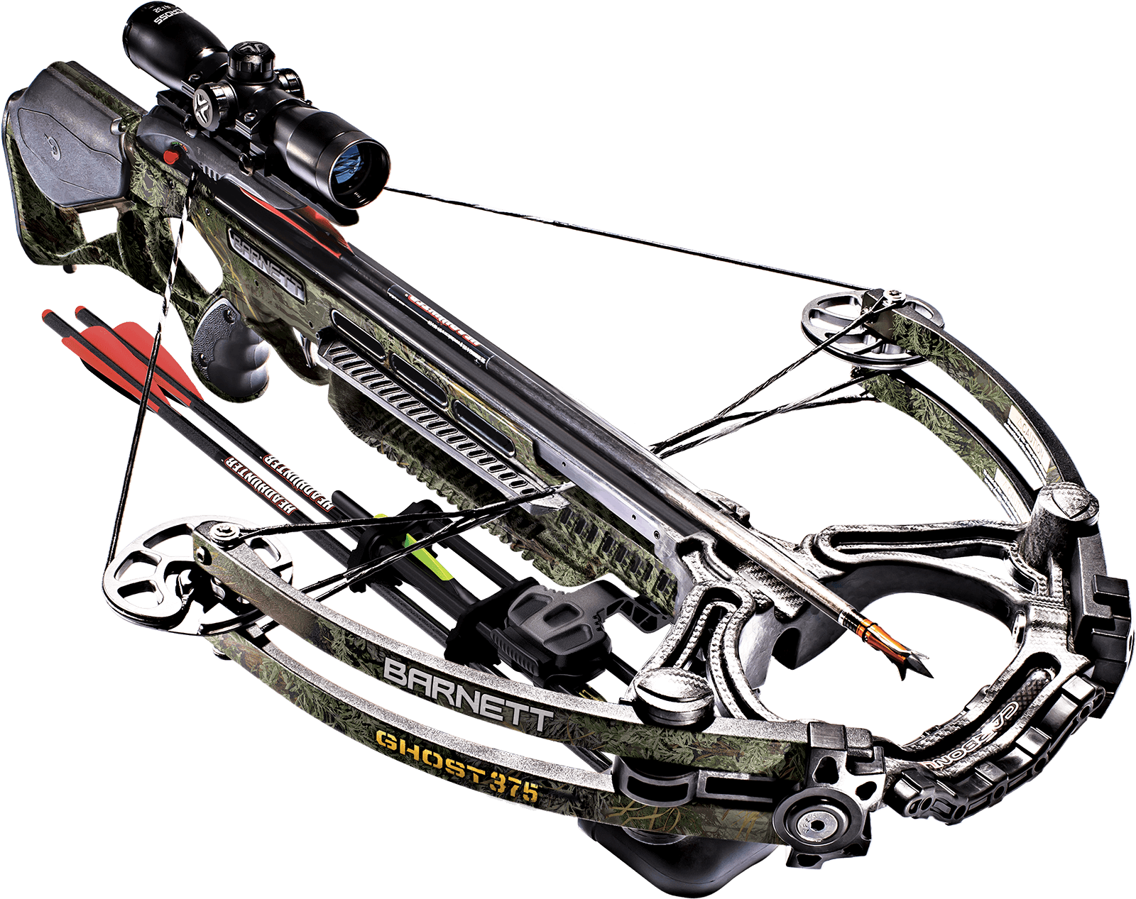 Barnett Ghost 375 Crossbow Full Package