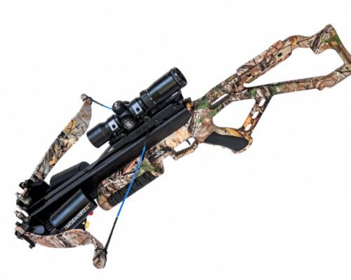 Steambow Excalibur Matrix Micro 355 crossbow package from